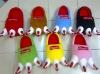individuation plush slippers