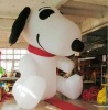 inflatable Snoopy cartoon