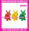 inflatable animal rabbits toys