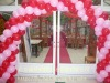 inflatable balloon arches for advertising