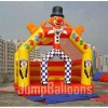 inflatable bouncer 0.55mm PVC tarpaulin