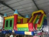 inflatable bouncer inflatable slide B3027