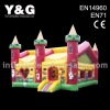 inflatable bouncy castle, jumping castle