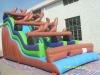 inflatable bouncy slide,amusement park slide