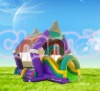 inflatable bouncy slide(combo bouncer,inflatable combos)