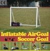 inflatable football player (Portable Soccer Goal)
