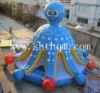 inflatable octopus house