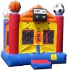 inflatable sport bouncer/ jumper