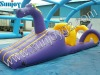 inflatable water dragon game