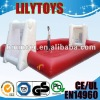inflatable water football games/inflatable games sport /inflatable toys