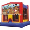 interactive 2010 AC inflatable bouncer