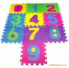 kid plastic play mat