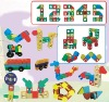 kids' plastic building bricks
