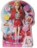 latest design plastic doll