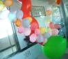 latex advertising balloon