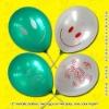 latex metallic balloon for birthday