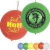 latex punch ball balloon
