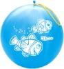 latex punch balloon
