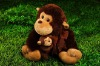lovely cartoon monkey