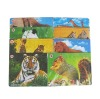 lovely cartoon paper printed jigsaw puzzle