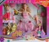 lovely doll, toy set