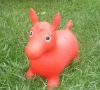 lovely inflatable animal toys