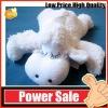 lovely plush dog toy OEM colorful plush toys dog toy plush 120205