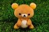 lovely  plush stuffed cartoon toy