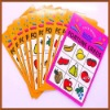 magic cards Induction of fruit fruit psychic magical fruit Digital cards magic toy magic trick