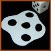 magic dice Reel Flatten GagDice Magic Tricks magic toy magic props magic products stage magic