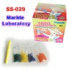 magic marble laboratory sand toys