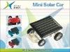 mini solar powered toy car