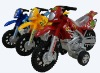 motorbike toy candy (ABS material)