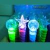 multi LED flashing bubble stick