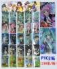 multifarious anime glitter sticker B (250 pieces)