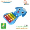 musical toys(Puppy Mini Xylophone)
