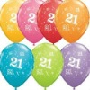 natural latex printing birthday balloon