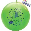 natural latex punch printing balloon