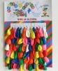 new fashion colorful 12 inch latex card balloon