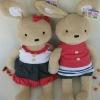 newly design soft toy rabbit