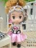 nice dressed doll