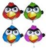 non latex bird shape balloons