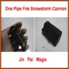 one Pipe Fire Snowstorm Cannon magic tricks magic sets magic products