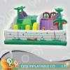 outdoor big children inflatable fun city games