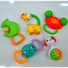 palstic children playing toy