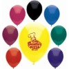 pearlized advertising round ballooons