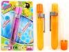 pen type  bubble water