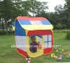 pink pop up kids play house tent