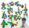 plastic DIY intelligence toys