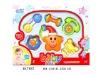 plastic baby rattles toy H47867